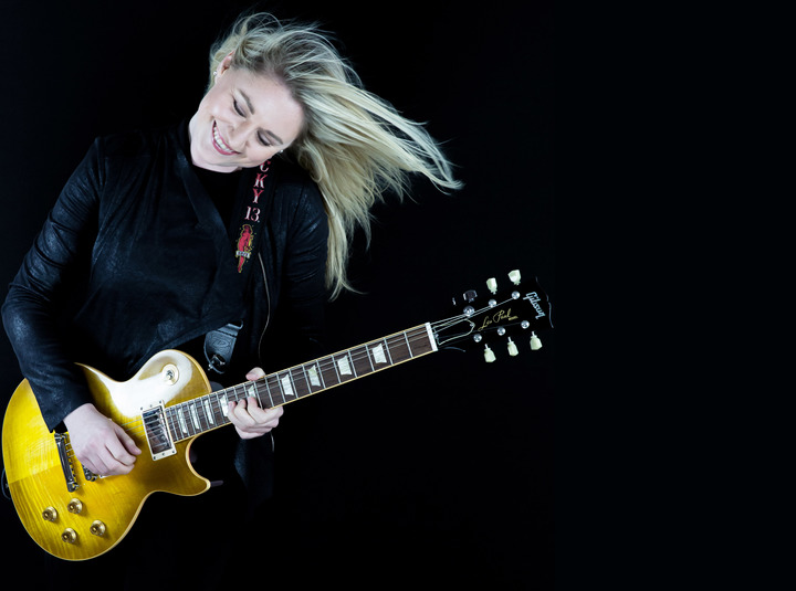 Joanne Shaw Taylor @ O2 Shepherd's Bush Empire - London, United Kingdom