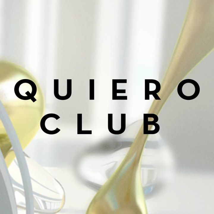 Quiero Club Tour Dates
