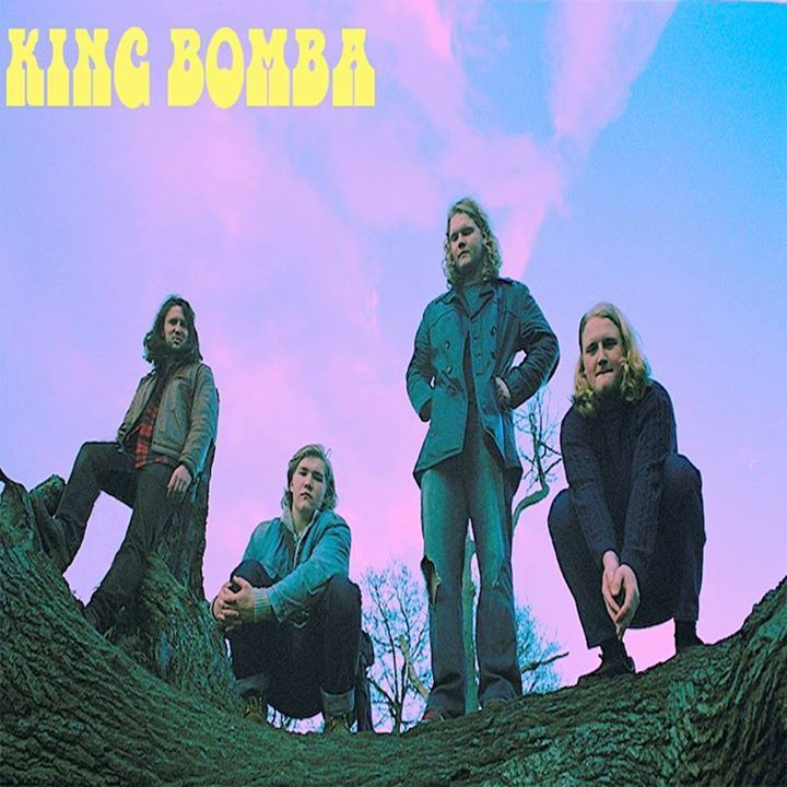 KING BOMBA Tour Dates