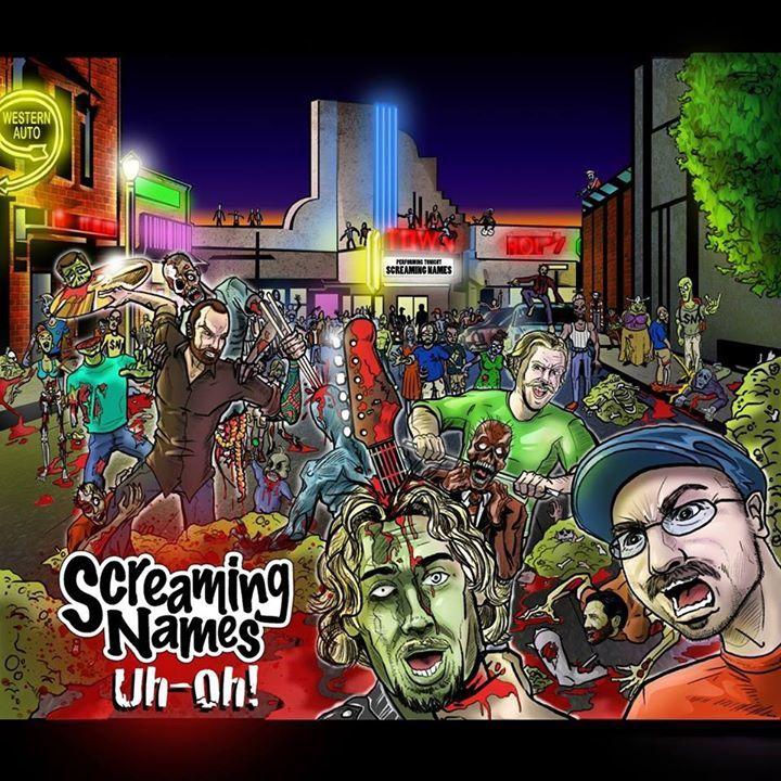 Screaming Names Tour Dates