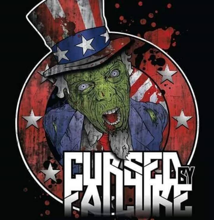 Cursed By Failure Tour Dates
