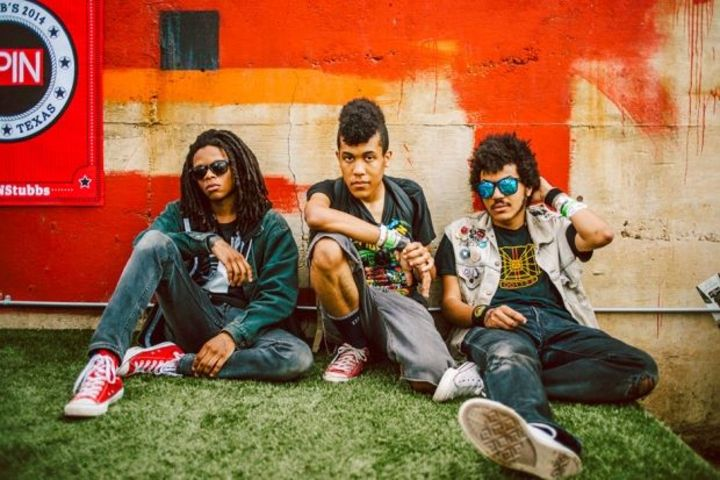 Radkey @ Radkey open for Blood Red Shoes at the Mercury Lounge - New York, NY
