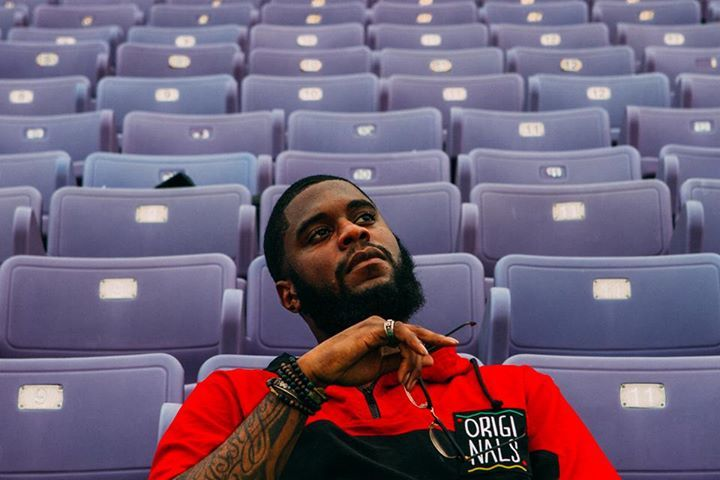 Big K.R.I.T. @ Reliant Arena - Houston, TX
