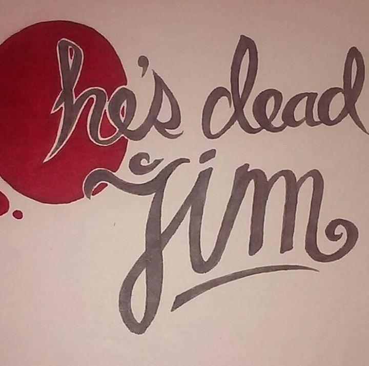 He's Dead Jim Tour Dates