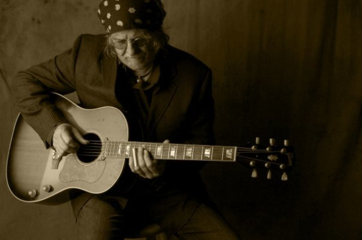 Ray Wylie Hubbard @ Old Quarter Acoustic Cafe - Galveston, TX