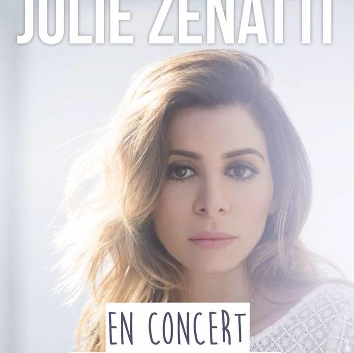 Julie Zenatti Tour Dates