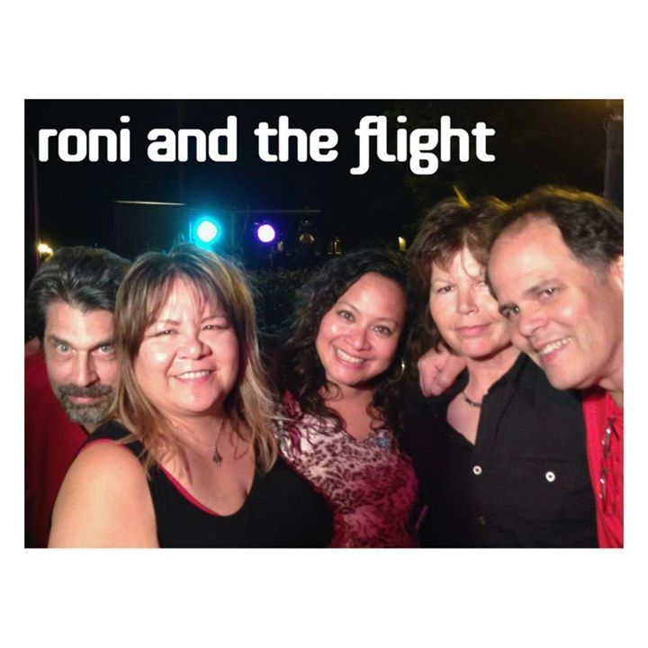Roni and the Flight Tour Dates