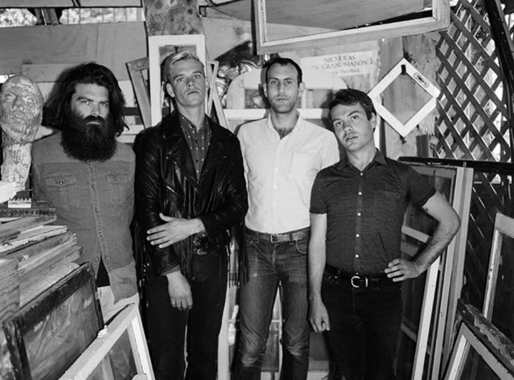 Preoccupations @ Spaceland Block Party - Los Angeles, CA