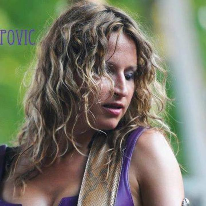 Ana Popovic - Blues Band Tour Dates