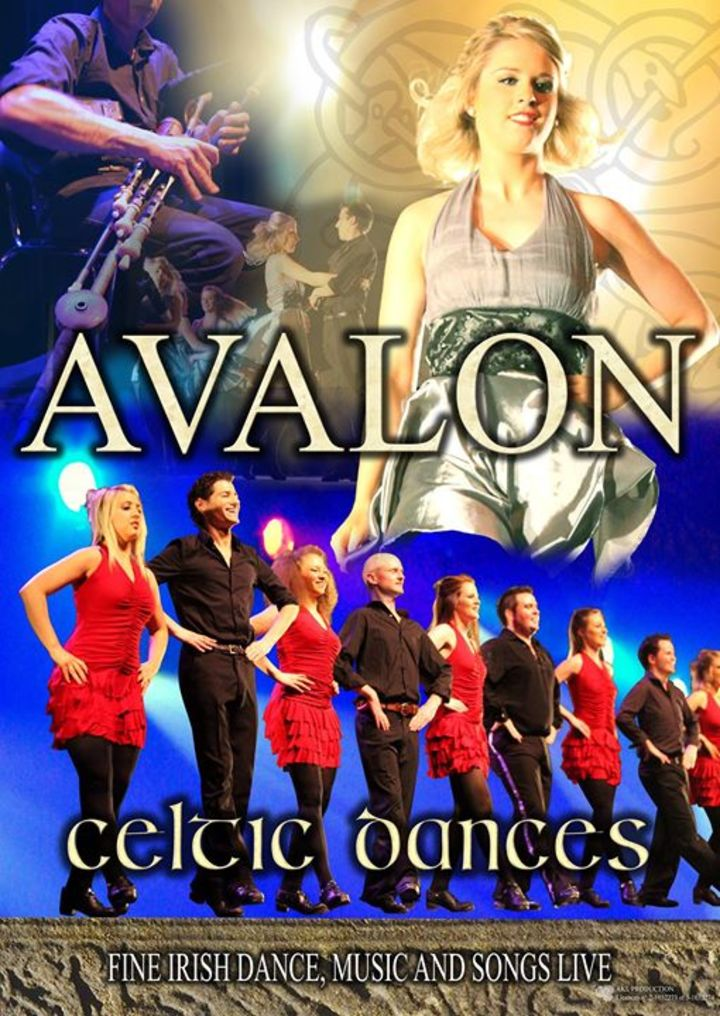 AVALON CELTIC DANCES @ ESPACE BONNAIS - Caussade, France