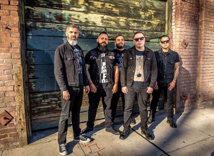 The Black Rose Phantoms Tour Dates