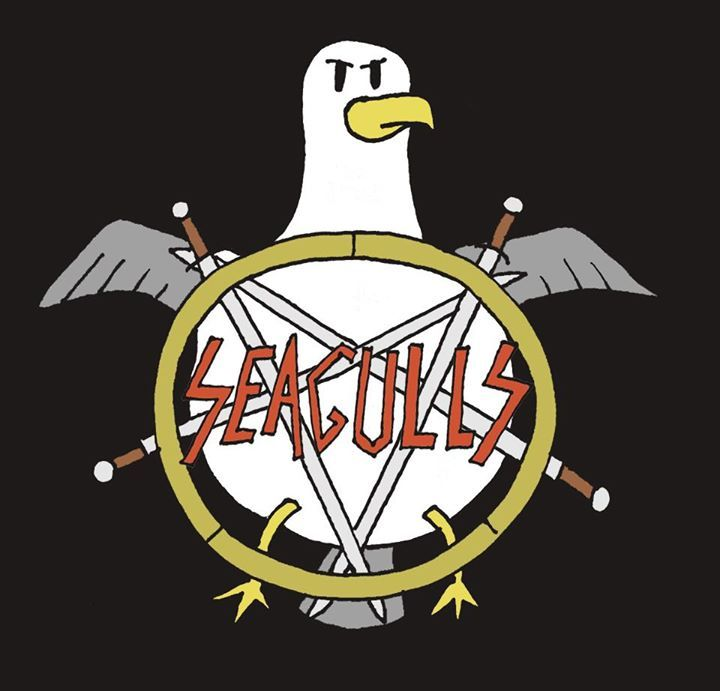 Seagulls Tour Dates