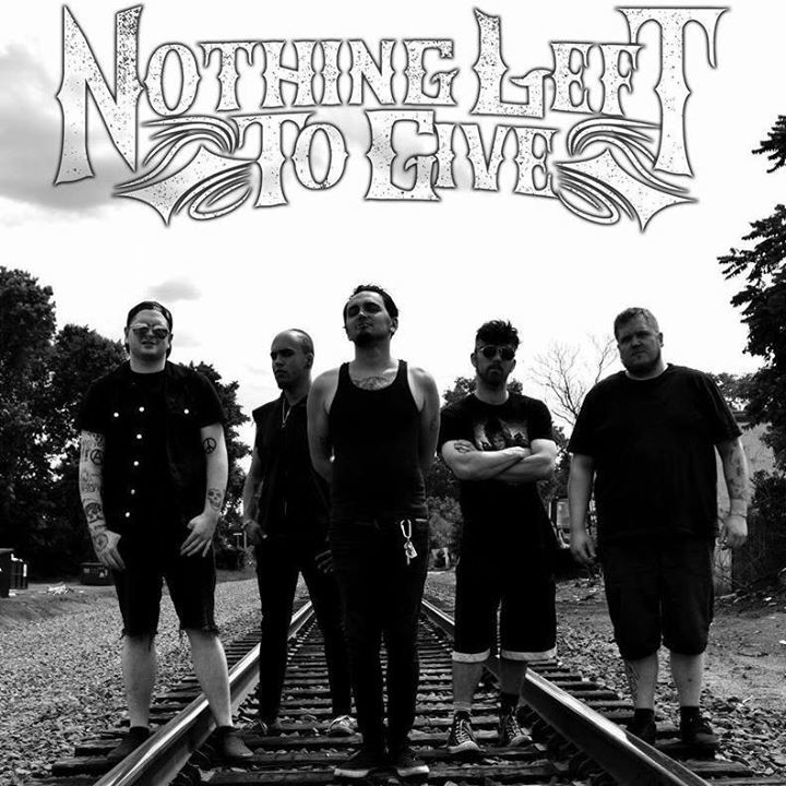 Nothing Left To Give Tour Dates