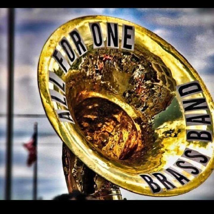 All For One Brass Band Tour Dates