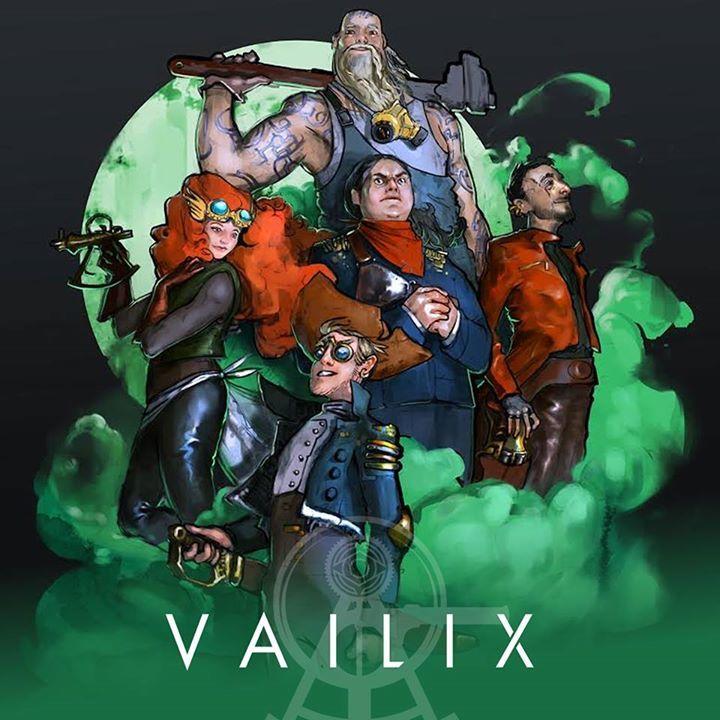 The Vailix Tour Dates