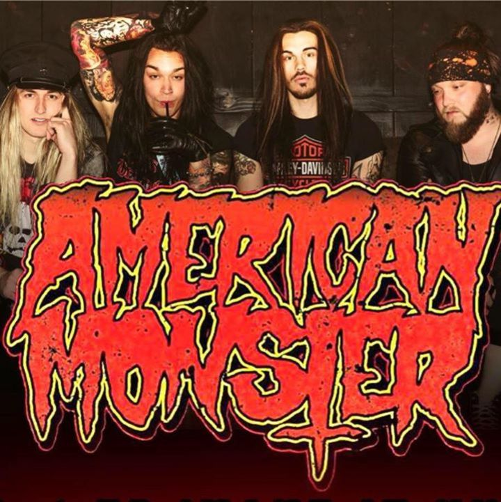 American Monster Tour Dates