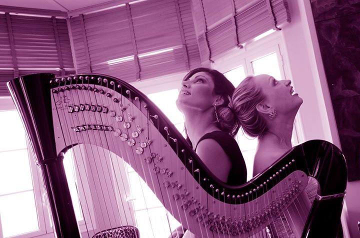 Duo Eclectica @ La Chapelle - Carros, France