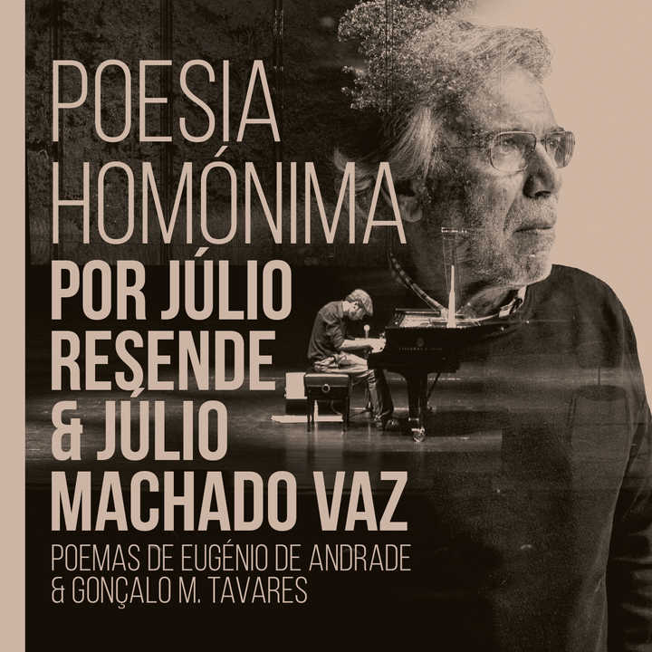 Fado in a Box @ Poesia Homónima por Júlio Resende e Júlio Machado Vaz | Teatro Virgínia - Torres Novas, Portugal