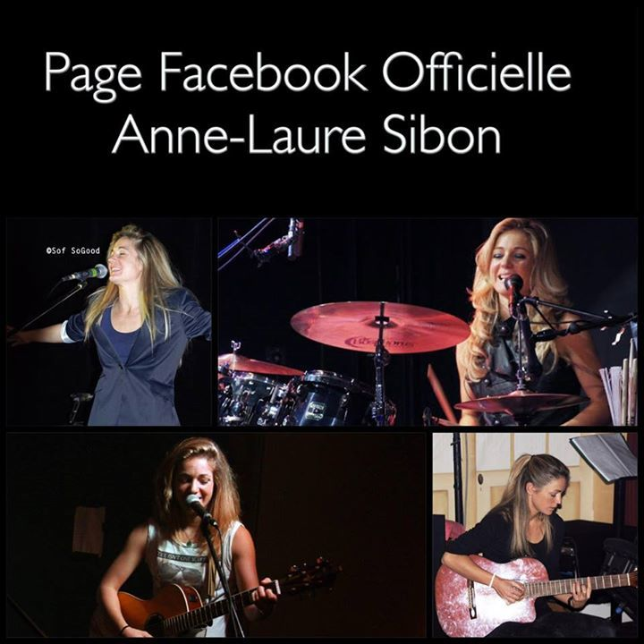Anne-Laure Sibon  Fan's Page Officielle Tour Dates