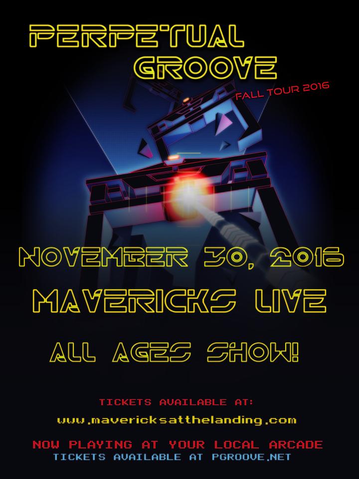 Perpetual Groove @ Mavericks Live - Jacksonville, FL
