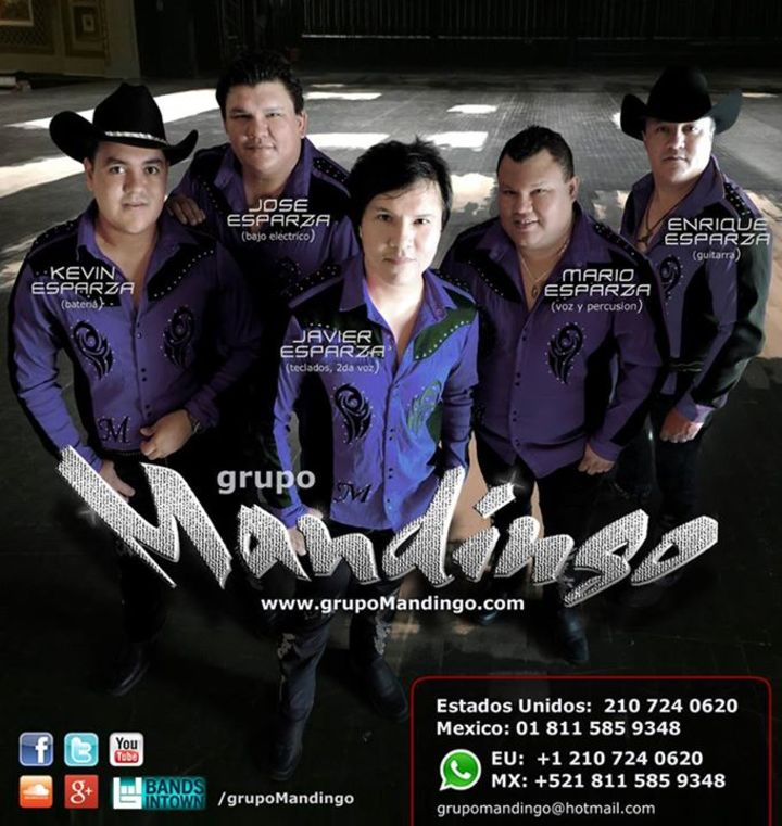 Grupo Mandingo @ Escapade - Houston, TX