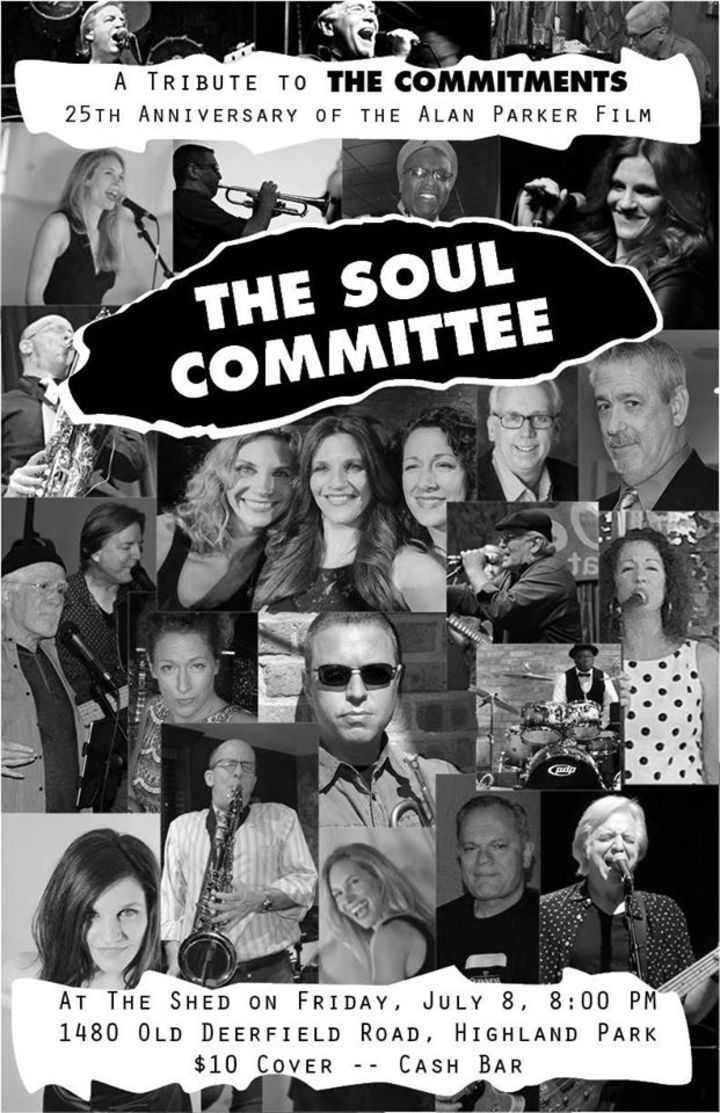 the Soul Committee Tour Dates