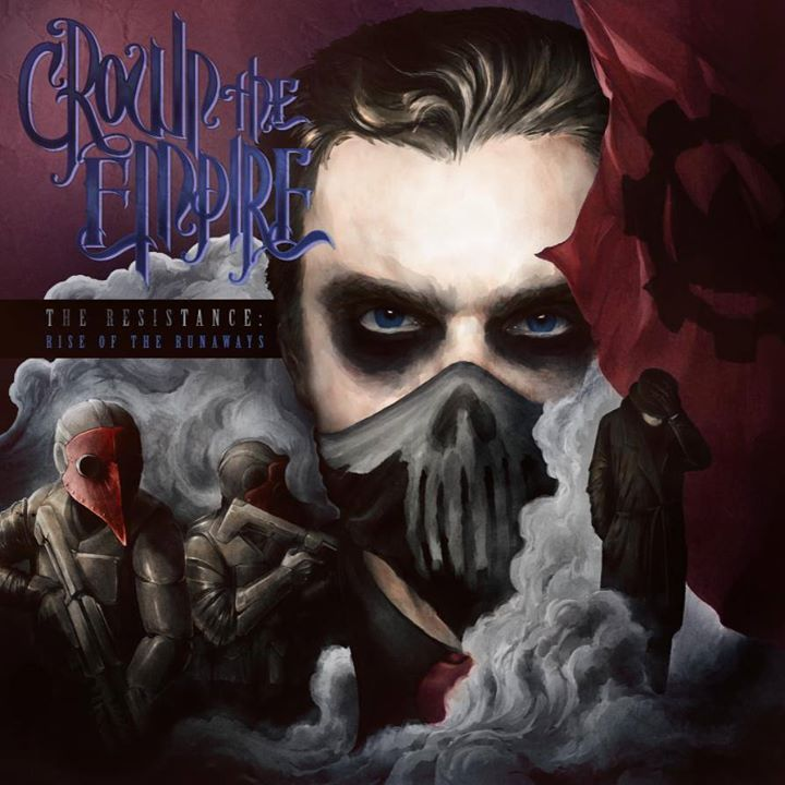 Crown The Empire @ Cathouse - Glasgow, United Kingdom