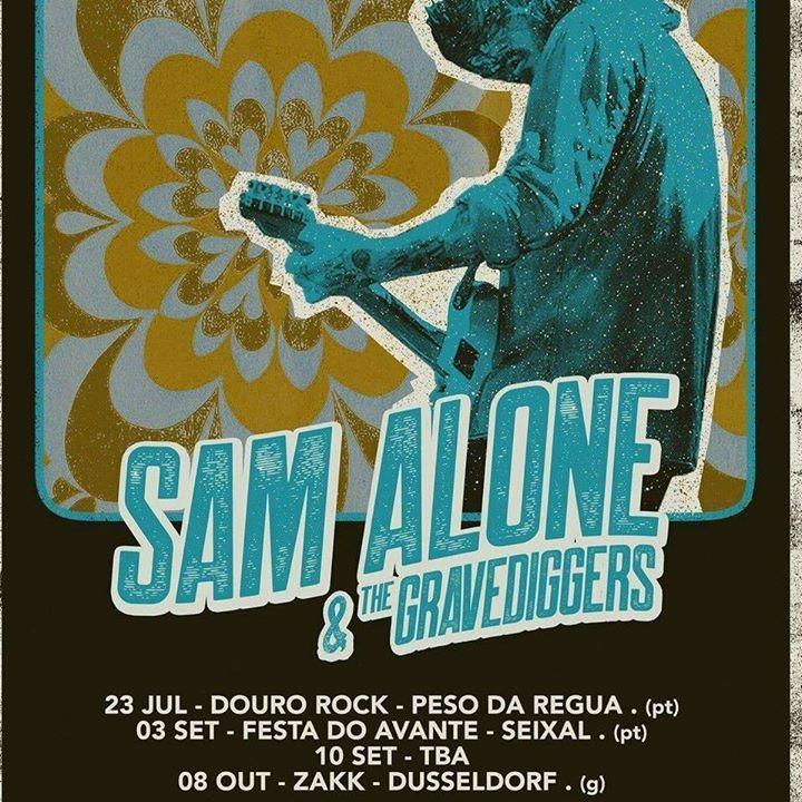 Sam Alone Tour Dates