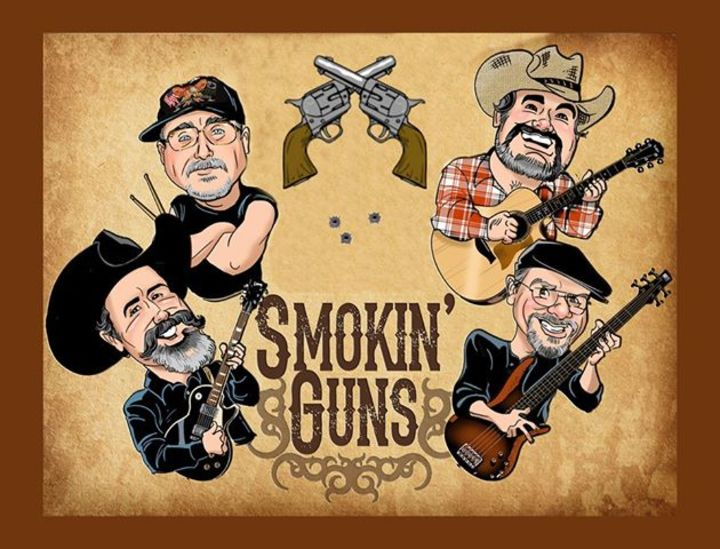 Smokin' Guns Tour Dates