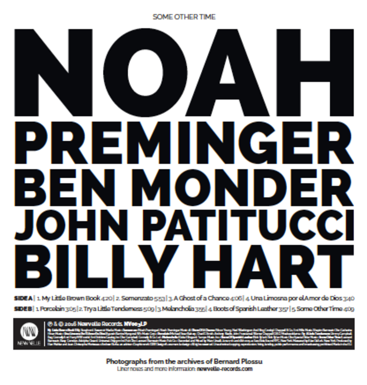 Noah Preminger @ Blues Alley - Washington, DC