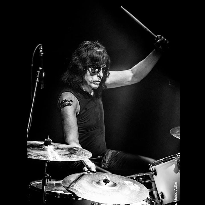 Marky Ramone @ The Foundry Bar - Christchurch, New Zealand