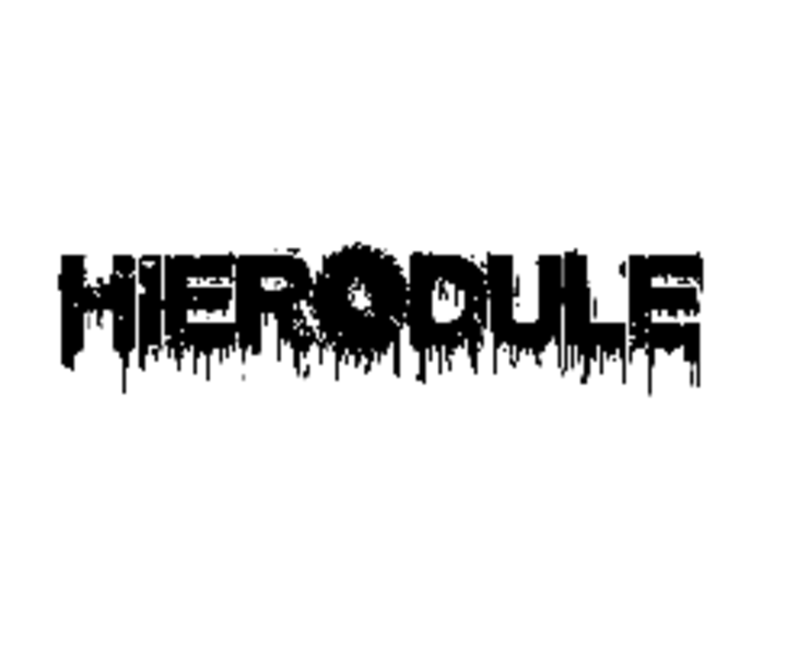 Hierodule Tour Dates