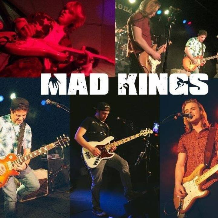 Mad Kings Tour Dates
