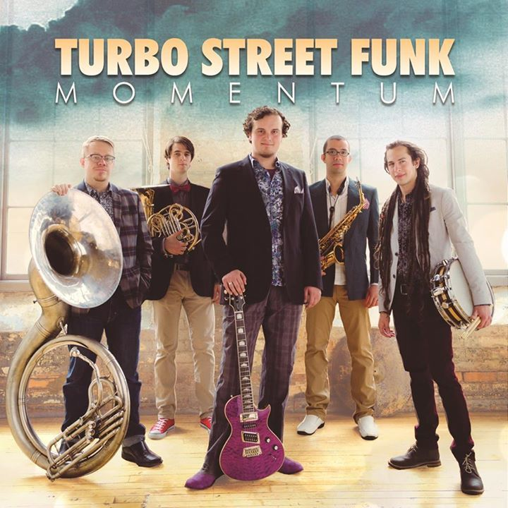 Turbo Street Funk Tour Dates