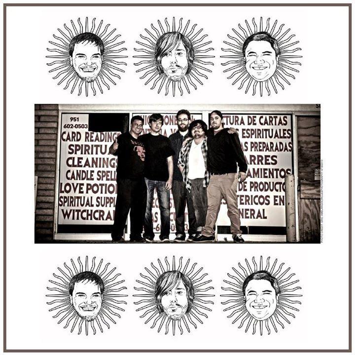 Sun of May Tour Dates