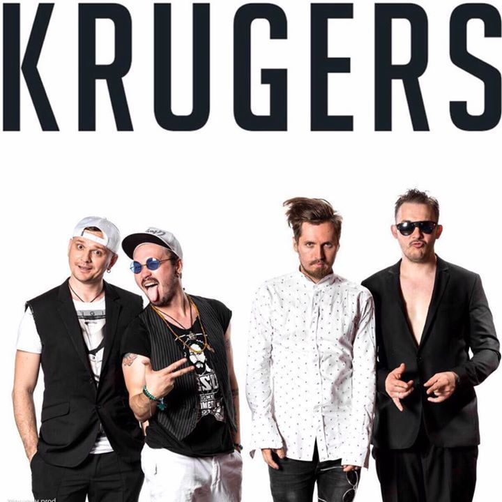 KRUGERS Tour Dates