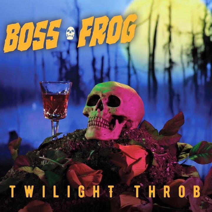 Boss Frog Tour Dates