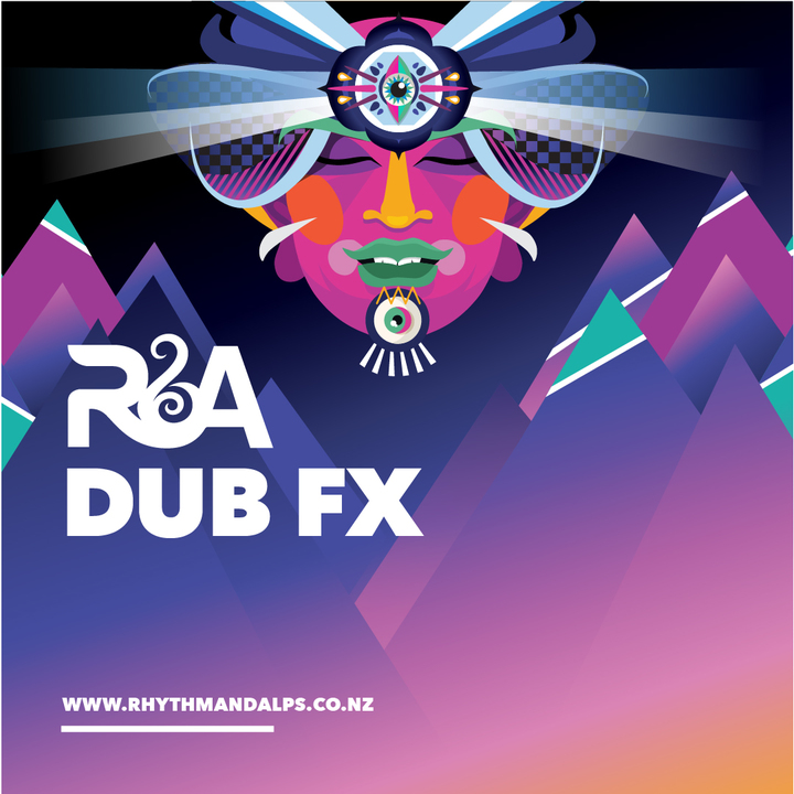 Dub FX @ Rhythm & Alps 2016 - Wanaka, New Zealand