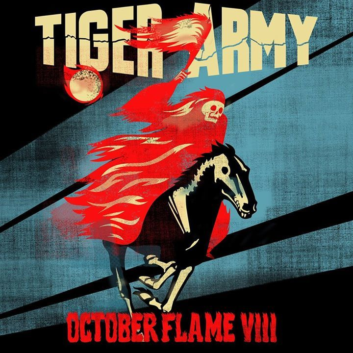Tiger Army Tour Dates