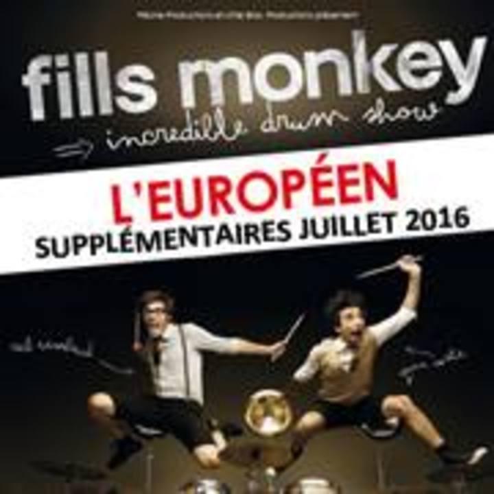 Fill's Monkey Tour Dates