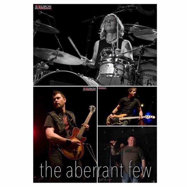 The Aberrant Few Tour Dates
