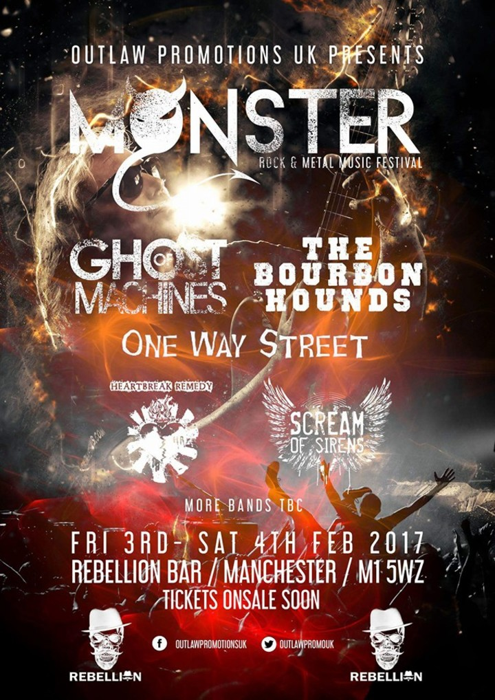 One Way Street @ Rebellion - Manchester, United Kingdom