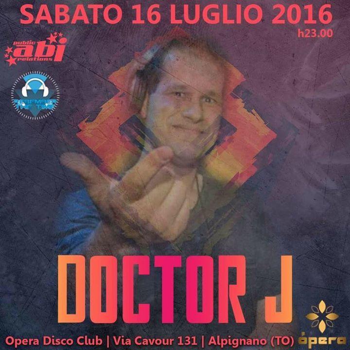 DocTor J Tour Dates