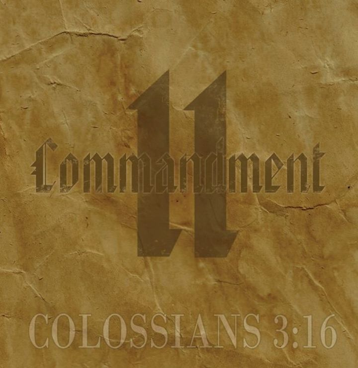 Commandment 11 Ministries Tour Dates