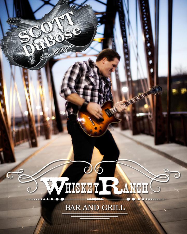 Scott Dubose @ Whiskey Ranch  - Janesville, WI