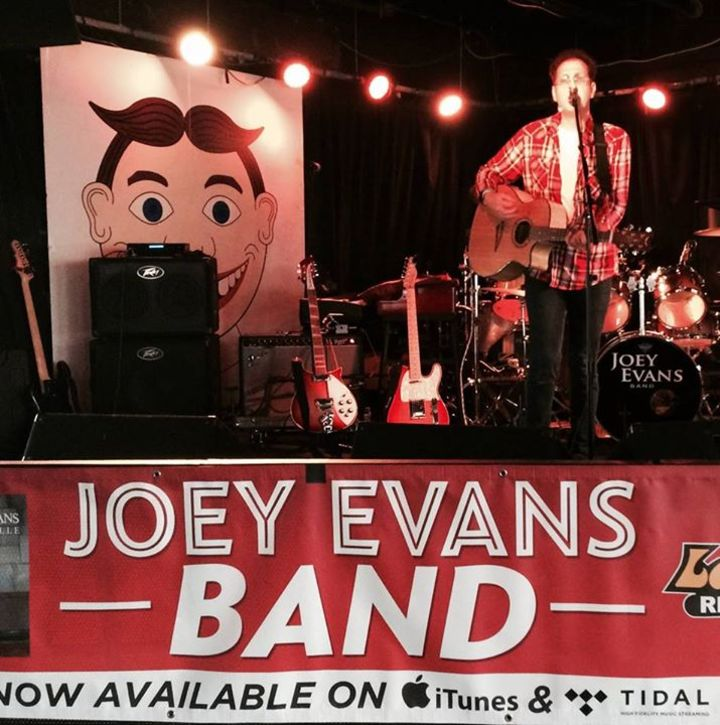 Joey Evans Tour Dates