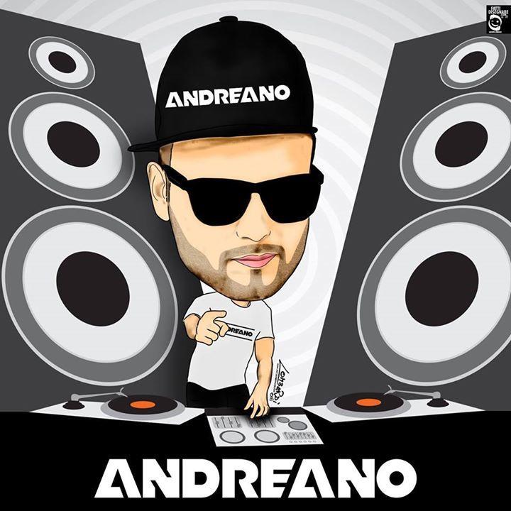 Andreano Tour Dates