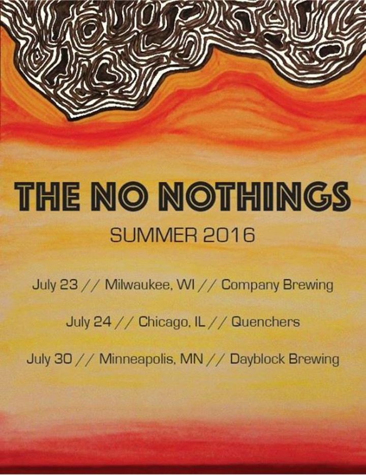The No Nothings Tour Dates