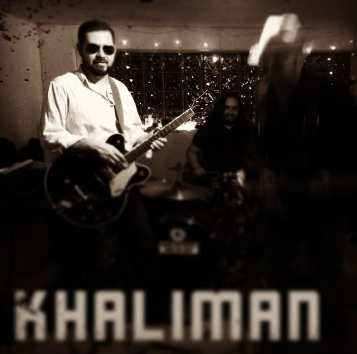 Khaliman Tour Dates