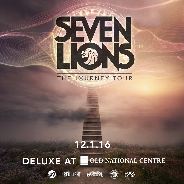 Seven Lions @ Deluxe at Old National Centre - Indianapolis, IN
